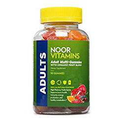 Noor Vitamins Vegan Gummy Vitamins