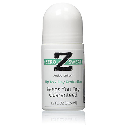 Zero Sweat Vegan Anti-Perspirant