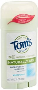 Tom's of Maine Vegan Antiperspirant