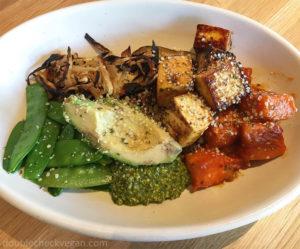 Vegan Ancient Grains Bowl at True Food Kitchen in Pasadena