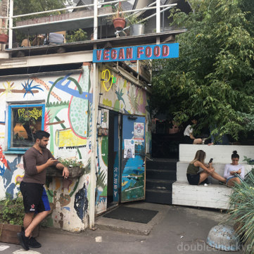 Travel Notes: Eating Vegan in Moscow, Russia