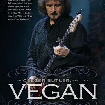 Black Sabbath's Vegan Rhythm Section