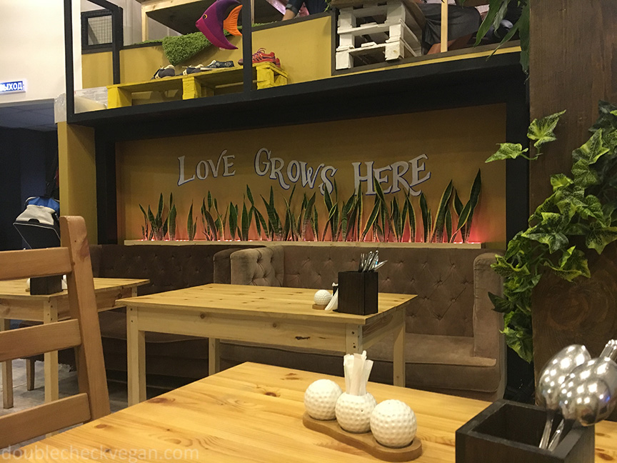 The Loving Hut - Vegan Restaurant in Moscow