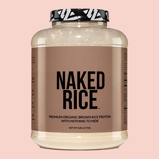 NKD Nutrition Naked Rice vegan protein powder