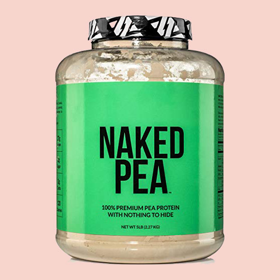 Nkd Nutrition Naked Pea vegan protein powder
