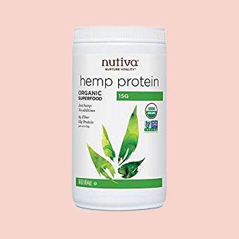 Nutiva Hemp Protein vegan protein powder