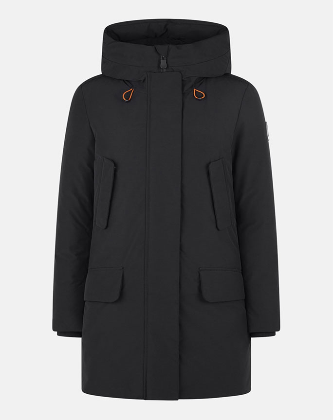 Vegan Winter Jacket - Save the Duck - Copy Classic Hooded Parka