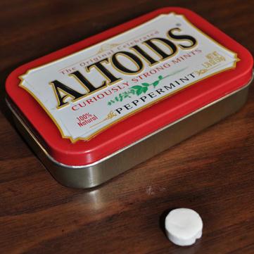 Are Altoids vegan? It Depends …