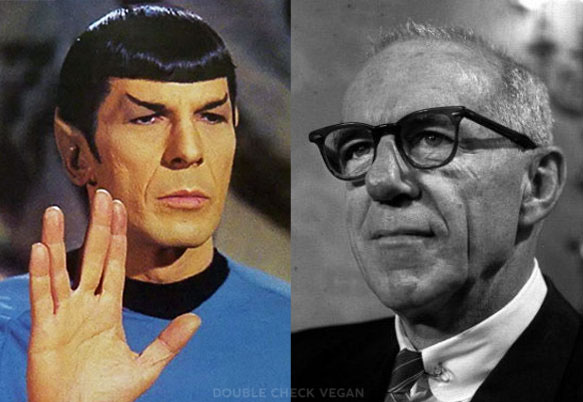 Dr. Spock vegan
