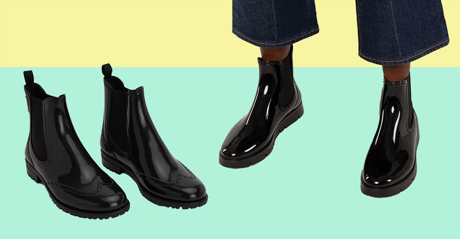 Matt and Nat vegan rain boots denver chelz