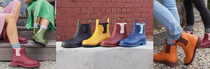 Merry People bobbi vegan rain boot